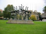 anti-war monument