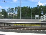 Bethania Railway station