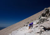 Hiking Lassen Peak