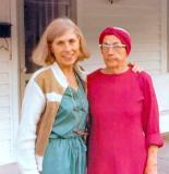 Aunt Maggie & Mammaw Braden     5-82