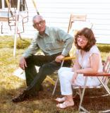 Dad & Terri 1982