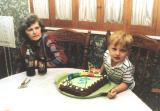 Grandma & Ryan 1985