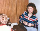 Terri 26th birthday 1984
