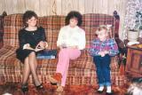 Terri, Beryl and Kelly--1986