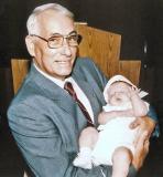 Dad & Adam 9-20-87