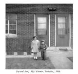 SUE ANNE ON CONNOR 1956