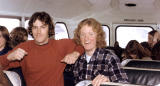 NORM, RANDY AND FULL BUS