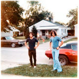 SAM AND NORM  EARLY 70'S