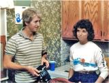 LARRY & JUDY SEPTEMBER 1985