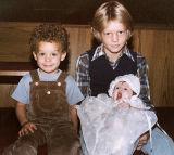 COUSINS AROUND 1980