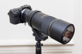 Picture of Nikon 300mm F4.0