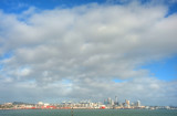 Auckand from Devonport Island