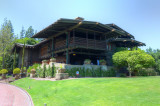 Gamble House from the Side