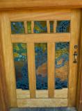 Gamble House Front Door