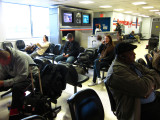 Waiting for Departure LGA