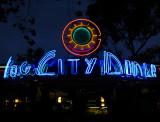 Fog City Diner Neon