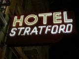 Hotel Stratford Neon