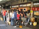Sushi at Tsukiji Front