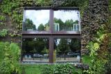 Branly Museum Window