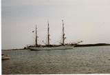 Sørlandet . Norsk Skib