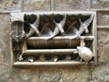 Wall ornamant in el Barri Gotic