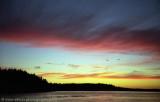 Sunset at Tofino