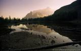 Sunrise at Schäffer Lake (Lake O'Hara)