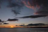 Sunset from Portland Creek