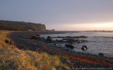 Sunrise at Cape Onion