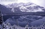Mount Schaeffer at Lake O'Hara