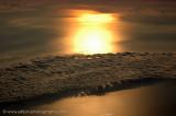 Sunrise over northern Spain