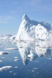 Iceberg at Disco Bay (Greenland)