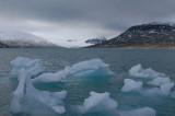 ijs van de gletsjer