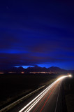 Night road I.