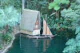 really small boat