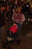 strollin with a stroller
