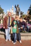 The Hurley's at Disneyland!