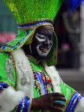 Mardi Gras Day 2008  New Orleans Part 2  -  Zulu : The color of fun