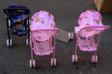 Dolls carriages