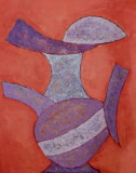 Amphora - Acrylic - 08-2009