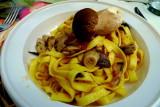 Tagliatelle & Funghi porcini