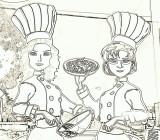 Italian cooks