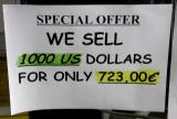 Last dollar rate