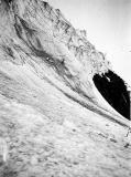 1938 : Mont Perdu : Au pied de la première barre de séracs