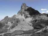 Ossau vu du Sud-Ouest et lac de Peyreget