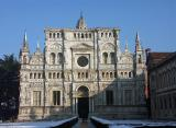 Certosa Pavia - external 2