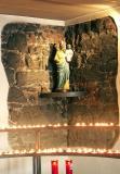 Replica of Black Virgin of Oropa