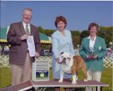 MONMOUTH COUNTY KENNEL CLUB:  SATURDAY Mr. Lawrence C. Terricone
