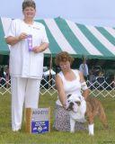 Putnam Kennel Club, Inc. - Friday 07/21/2006 Mrs. Catherine S. DiGiacomo