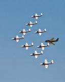 Hawk One F-86 Sabre